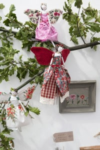 Handmade Christmas Fair - Kirstie Allsopp and Mollie Makes  - Christmas Fairy decoration