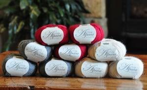 King Cole Baby Alpaca Yarn double knit Simply Crochet