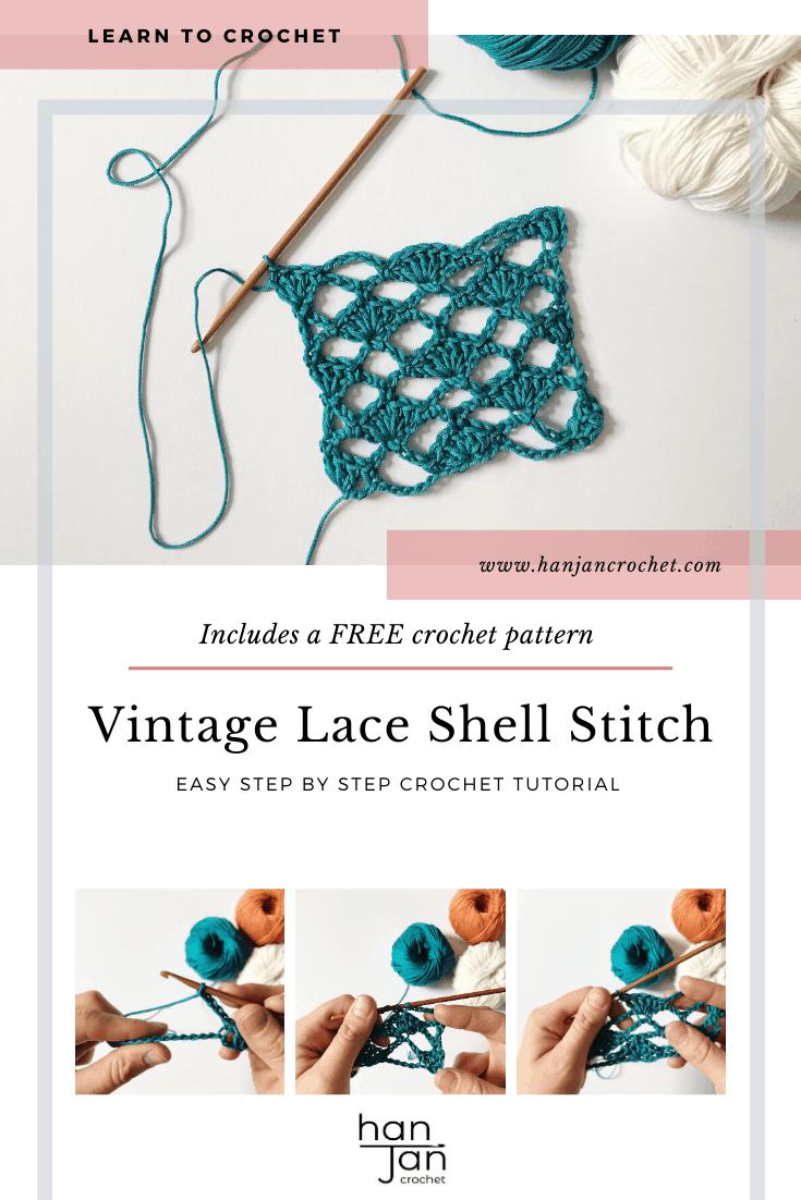Vintage Lace Stitch 1