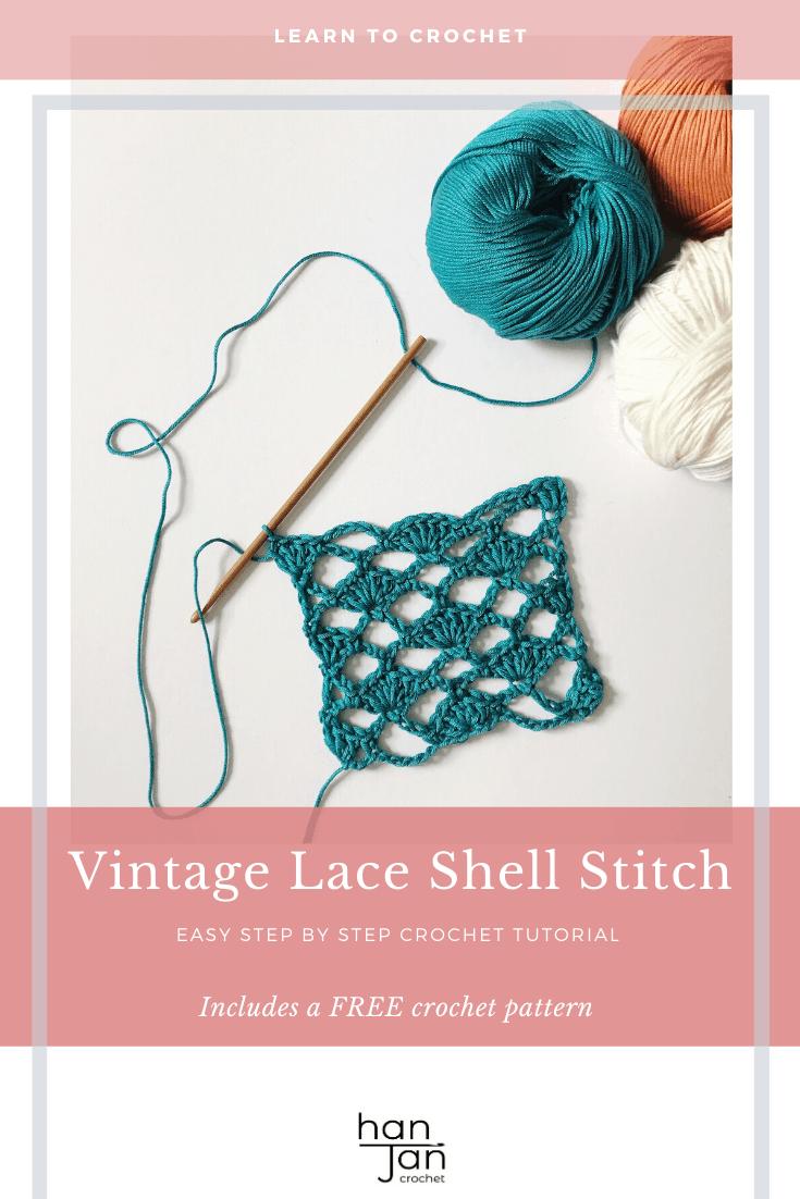 Vintage Lace Stitch 2 1