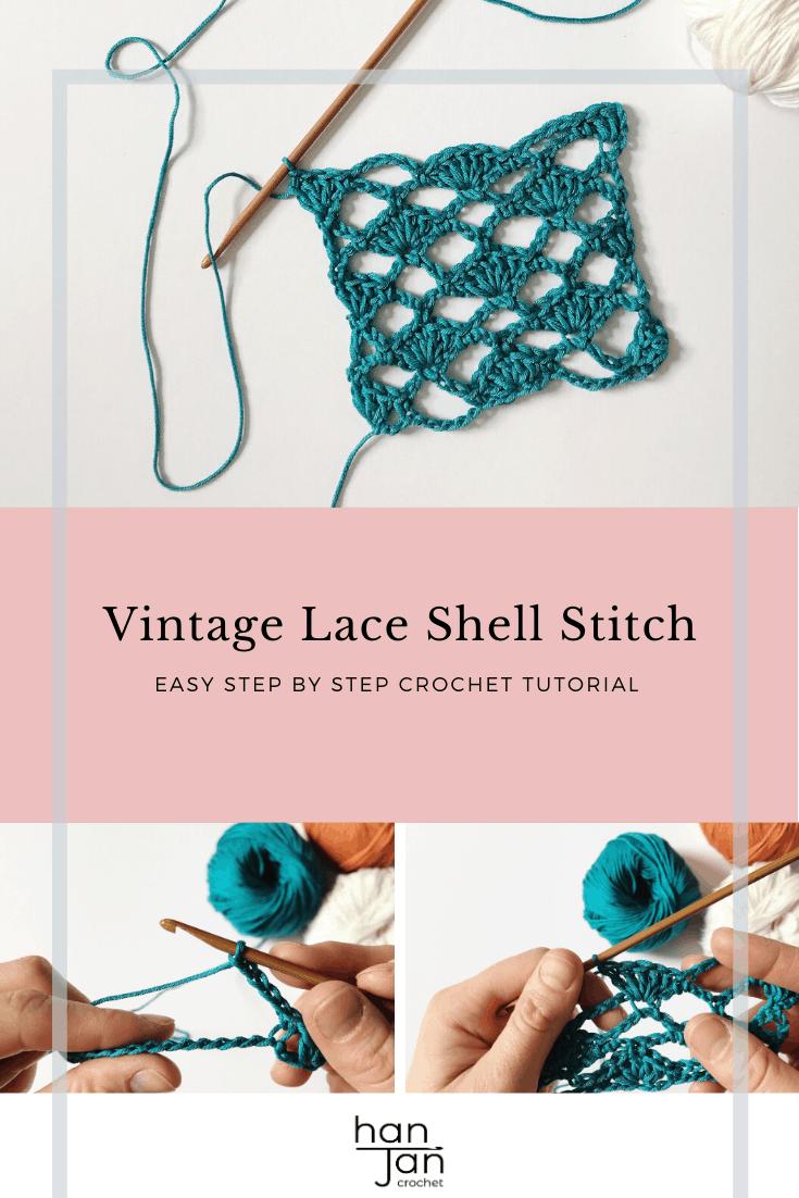 Vintage Lace Stitch 3