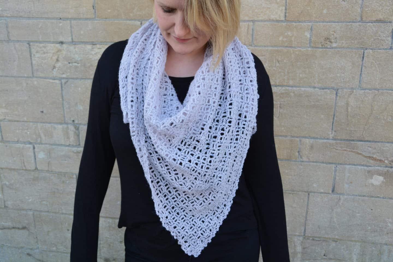 free crochet c2c shawl pattern