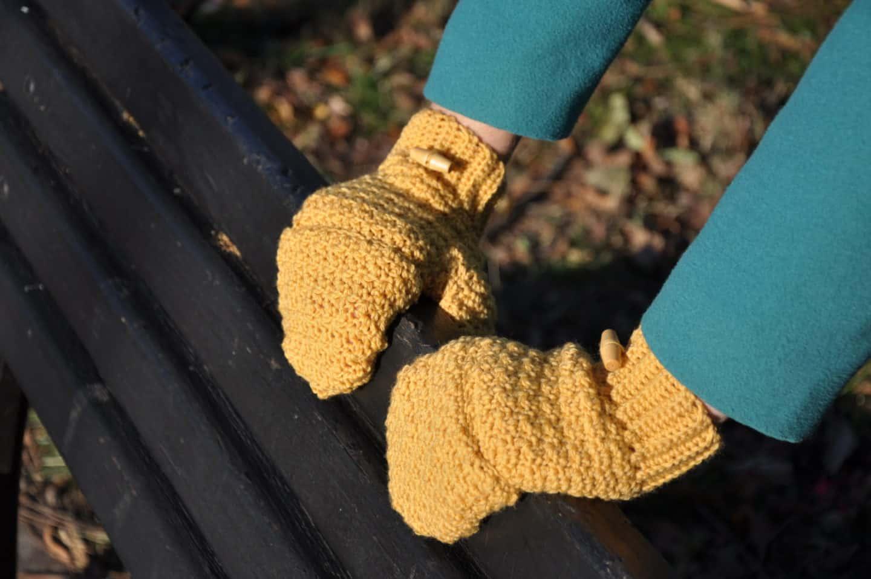 free crochet pattern, free mitt crochet pattern