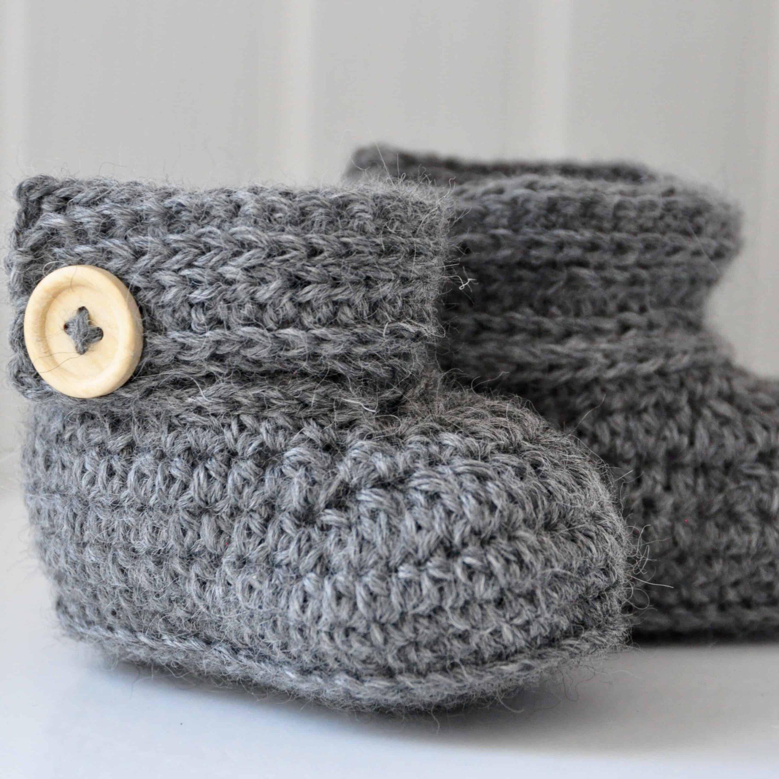 free crochet pattern baby ugg boots