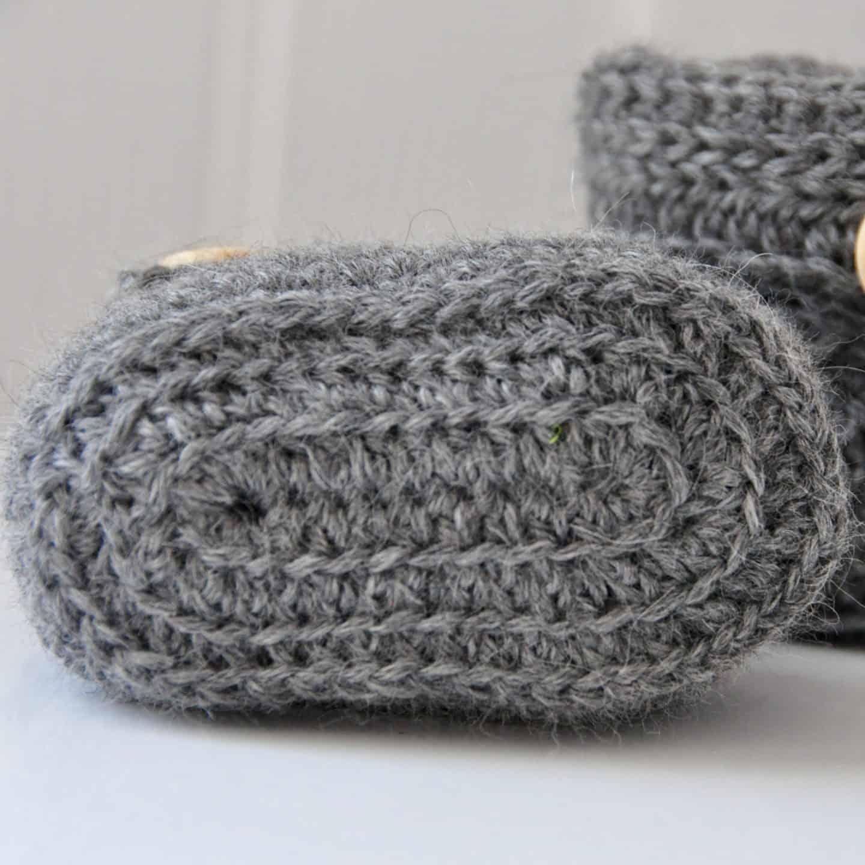 free crochet pattern Hannah Cross baby ugg boots
