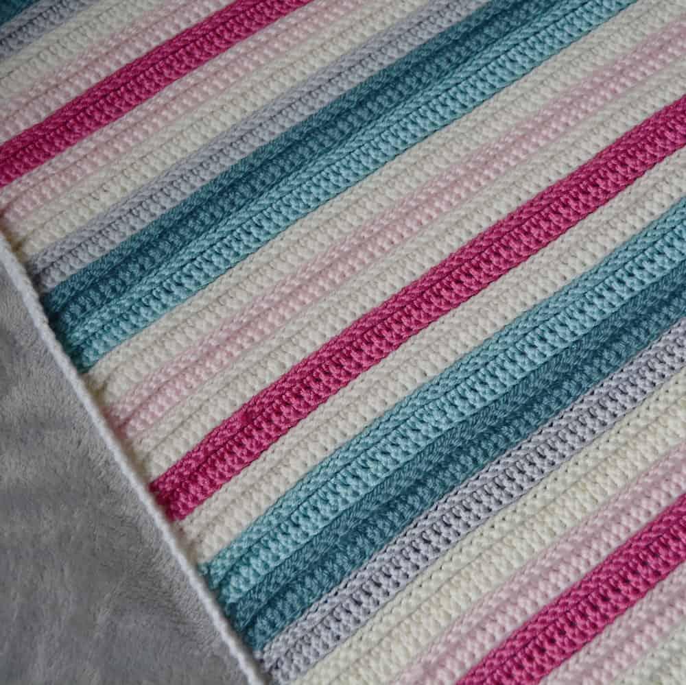 free crochet blanket pattern, learn to crochet, hannah cross
