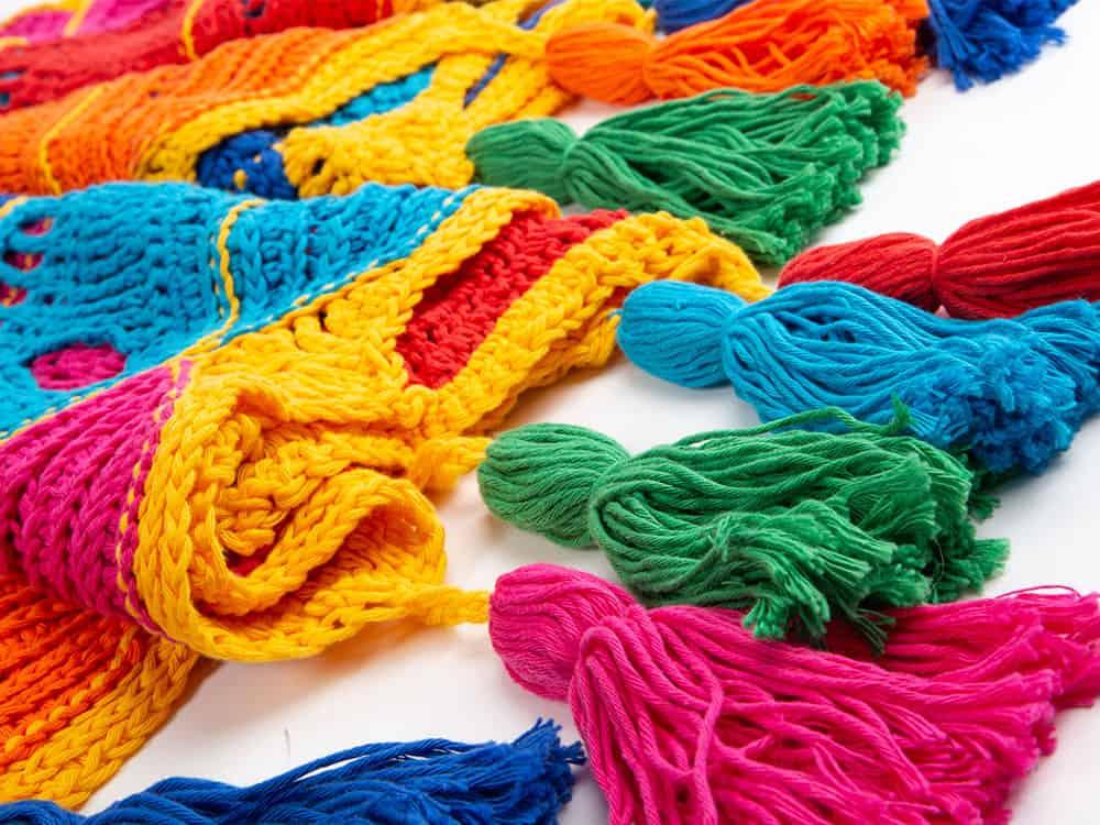 Kaleidoscope Mandala Throw CAL, free crochet pattern by Hannah Cross