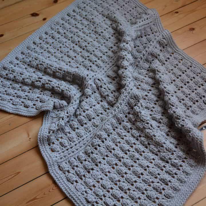 Oyster Shell Blanket 1