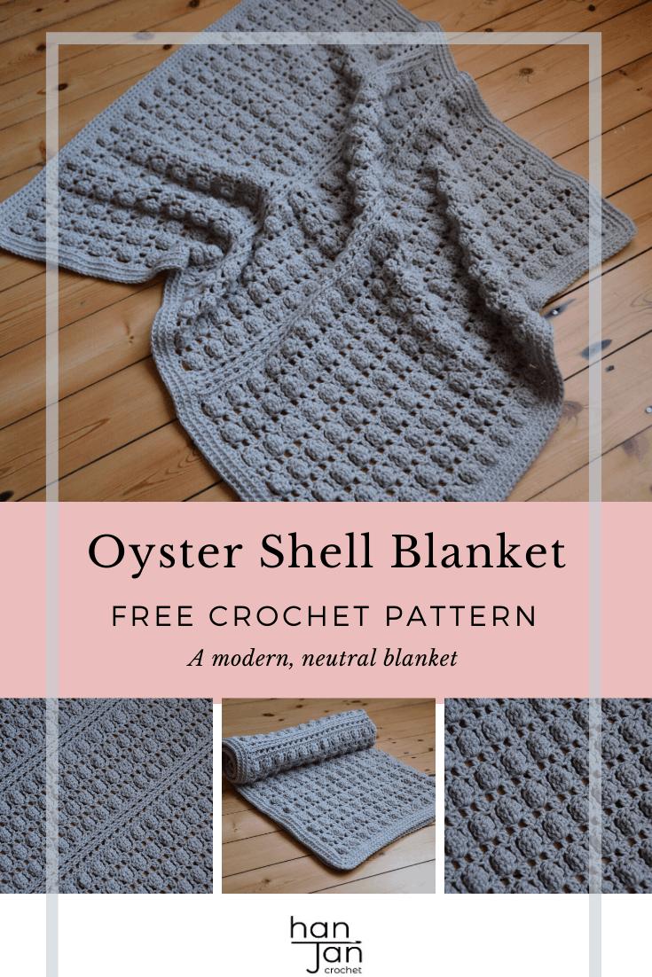Oyster Shell Blanket Pattern 3