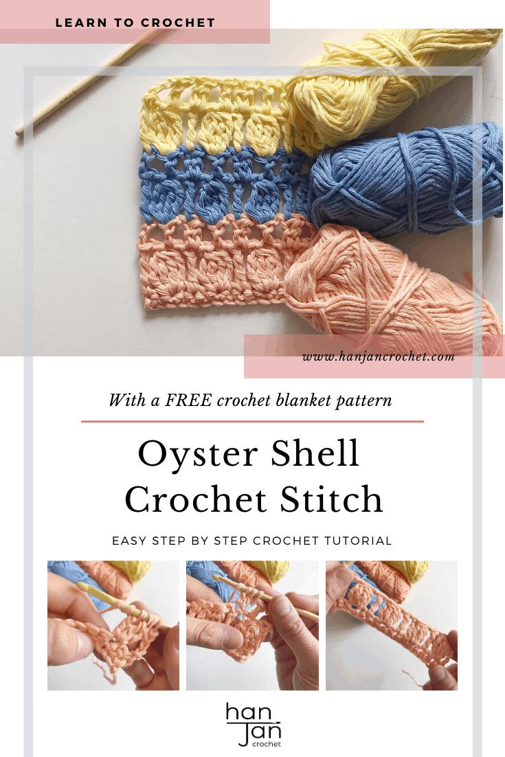 Oyster Shell Blanket Stitch 1