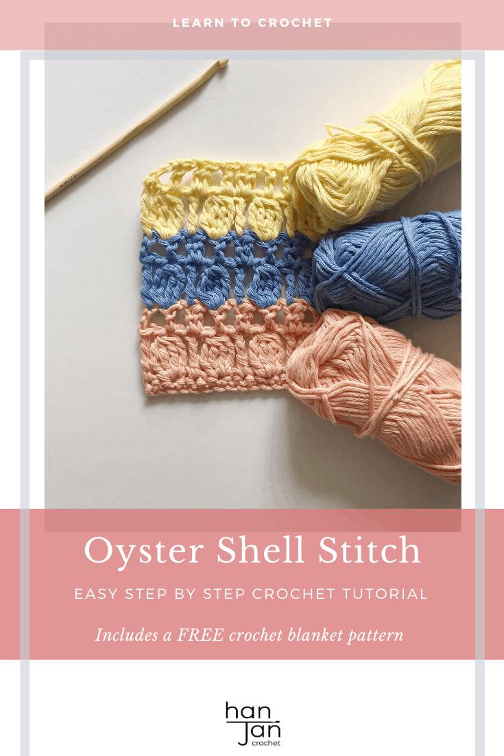 Oyster Shell Blanket Stitch 2