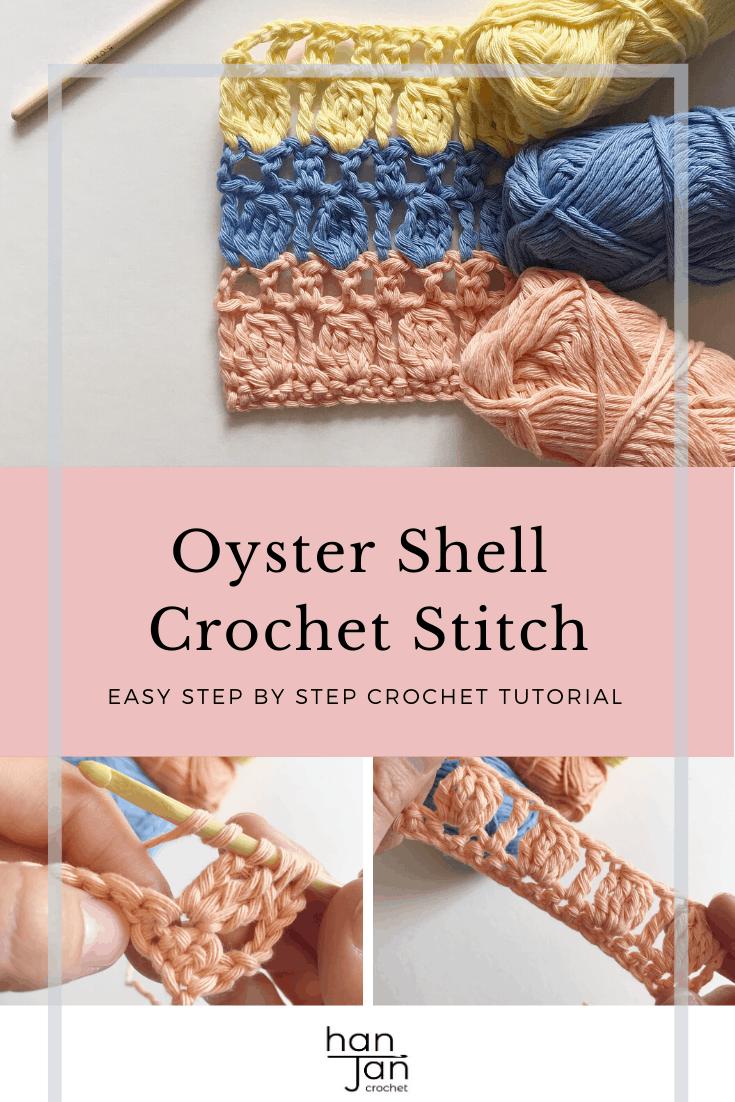 Oyster Shell Blanket Stitch 3