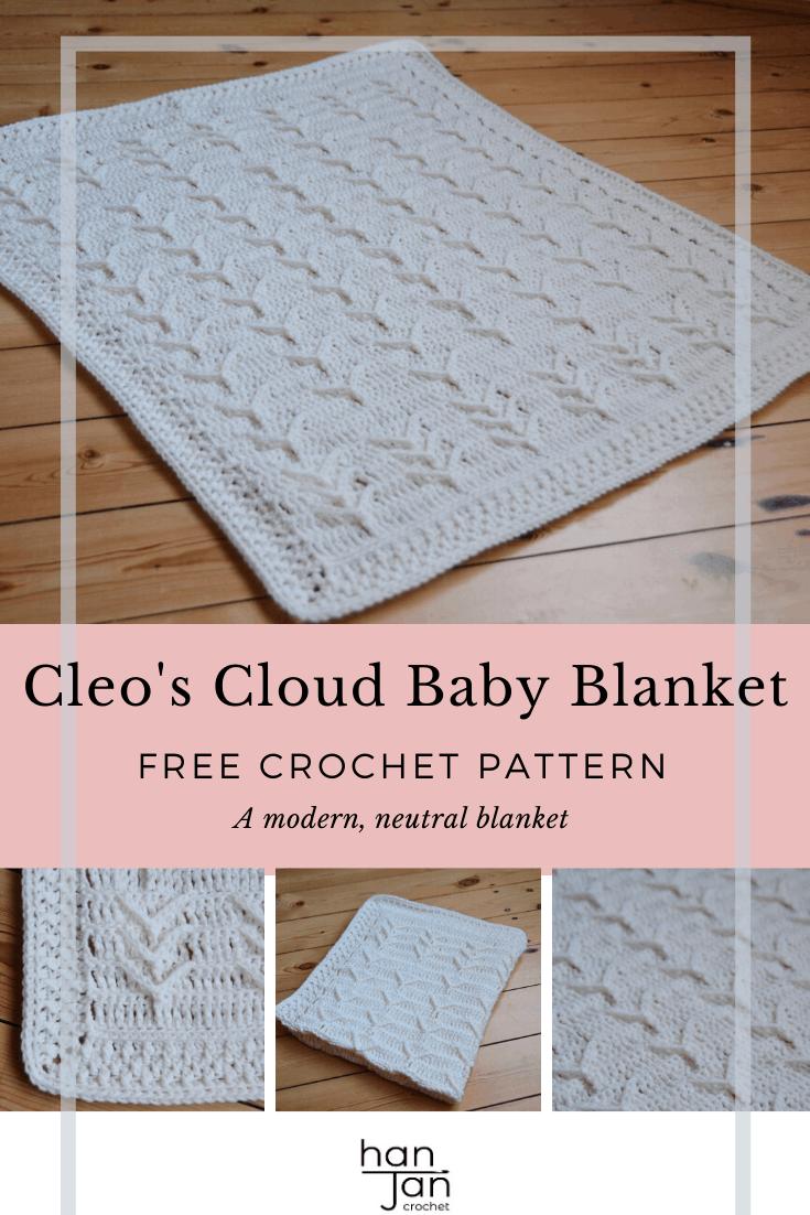 Cleos Cloud Baby Blanket 3