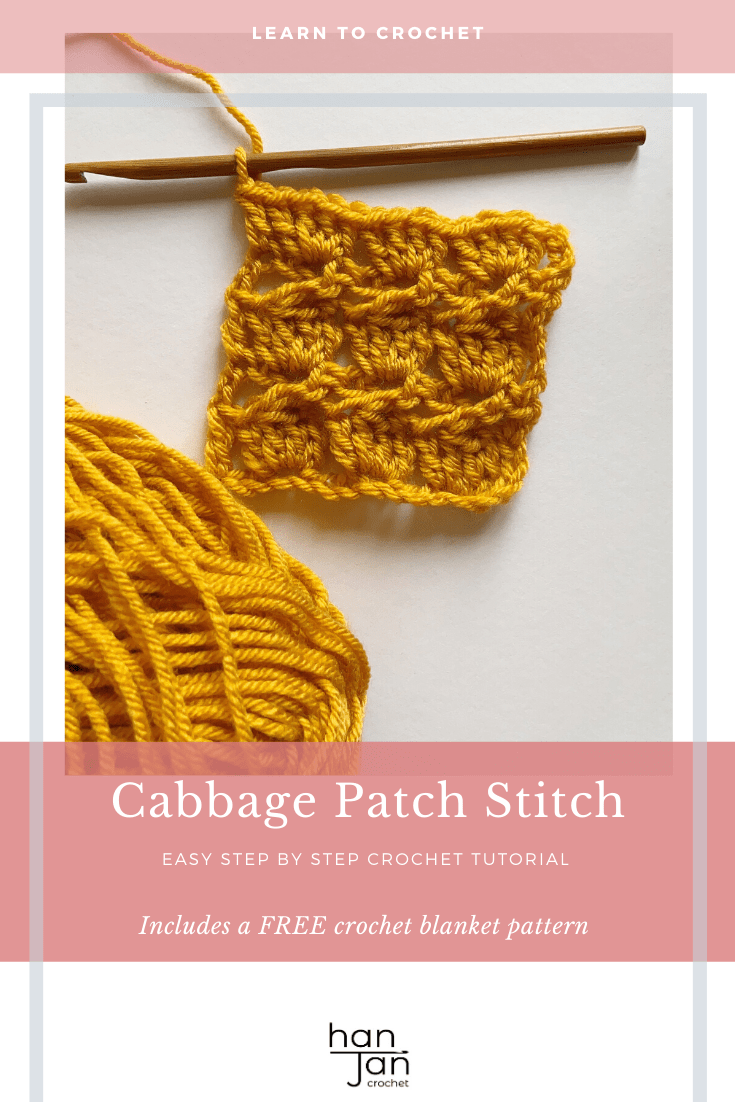 Cabbage PatchOolong Blanket Stitch Pin 2