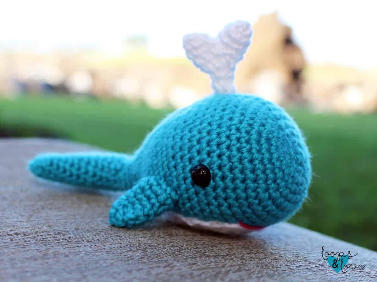 SBC 3 Whale Amigurumi 1