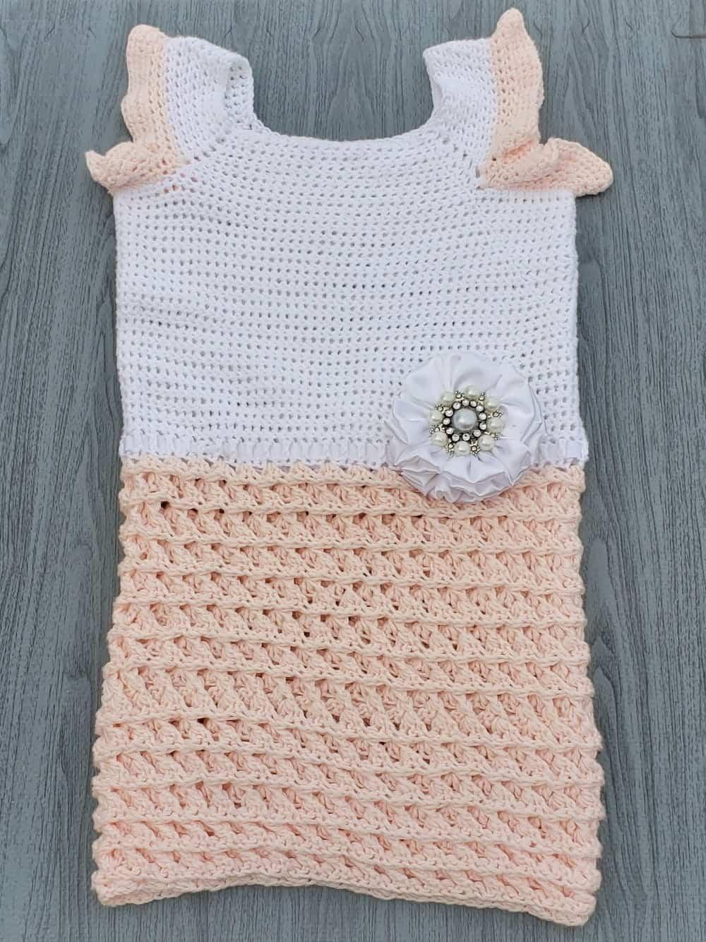 SSA 1 Crochet Princess Dress