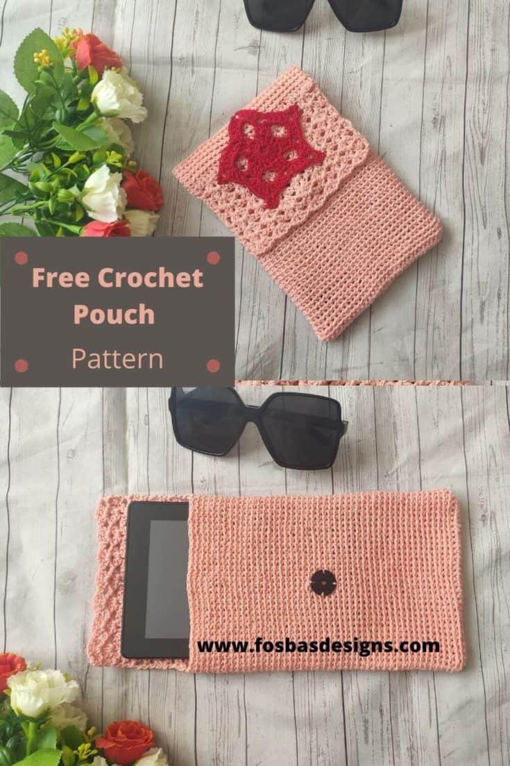 Cute Pouch Pattern 1