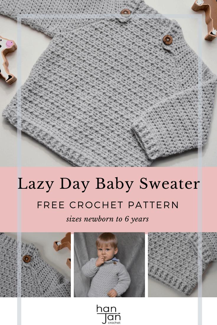 Lazy Day Sweater 3