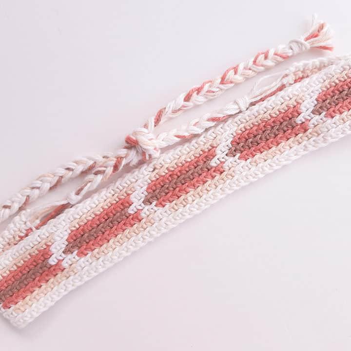 Tapestry Crochet Headband 1