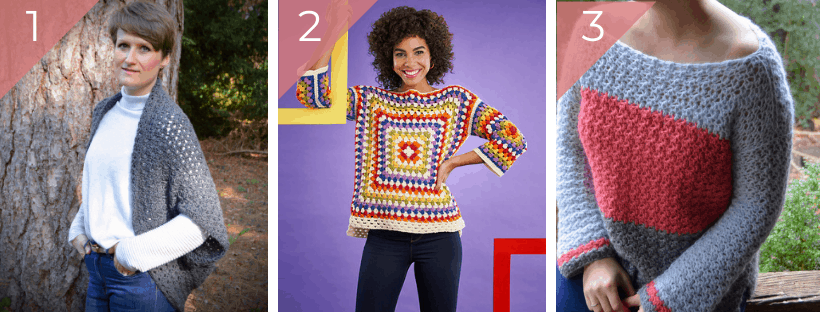 Granny Square Cardigan Recommended