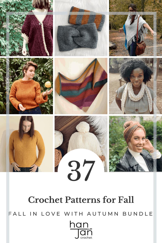 Autumn Crochet Bundle 2