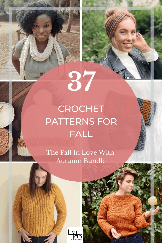 Autumn Crochet Bundle 3