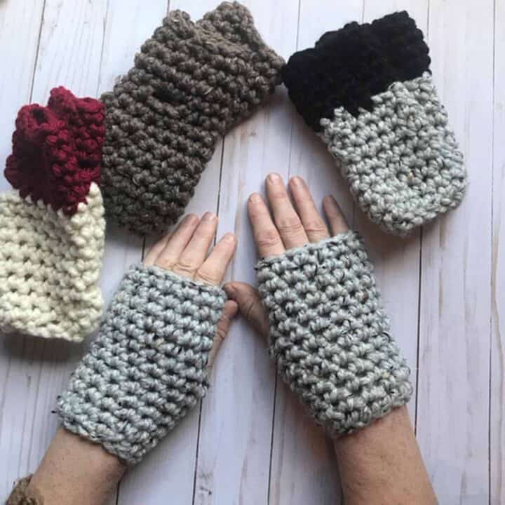 SBC 3 pams short and chunky gloves lots of gloves