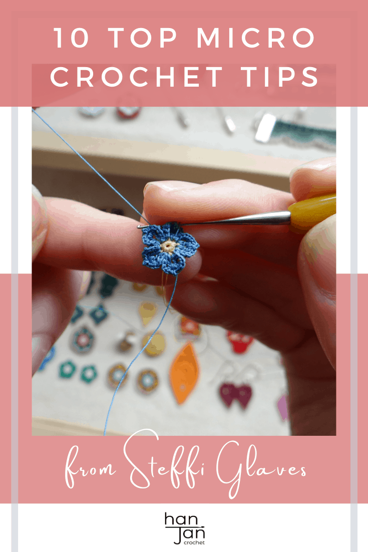 Learn to micro crochet with Steffi Glaves 2