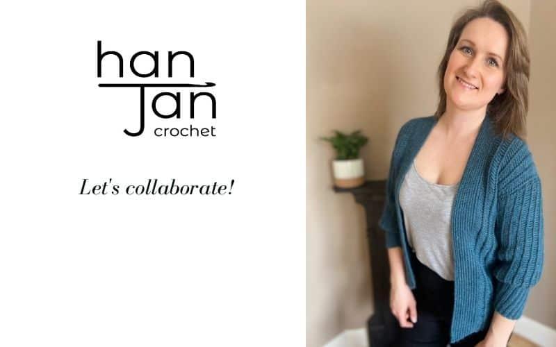About me HanJan Crochet lets collaborate Image
