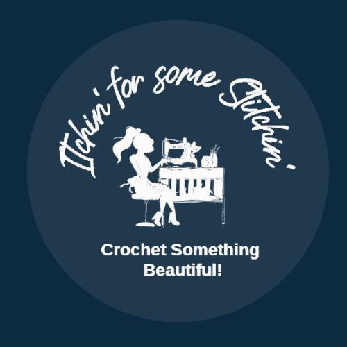 itchin' for some stitchin' logo
