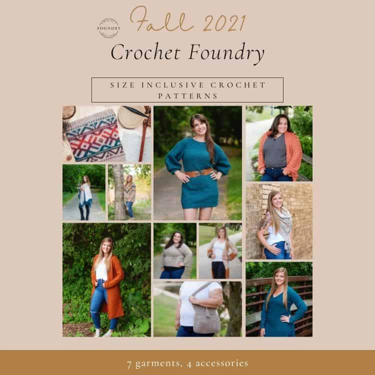 Crochet Foundry Fall 2021 Feature Image