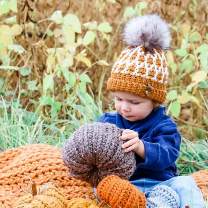 Modich Mosaic Crochet Hat 2